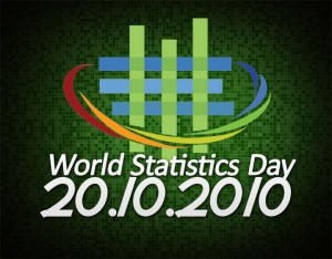 World Stat Day Icon
