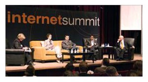 Internet Summit Summary Panel Picture