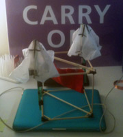 Addie carry on egg drop entry
