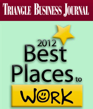 Atlantic BT Awarded Best Places To Work in Triangle image