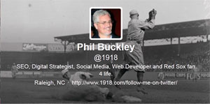 Twitter Header Image Contest Winner Phil Buckley