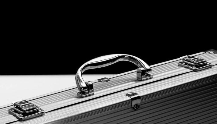 Security Briefcase representing SSL