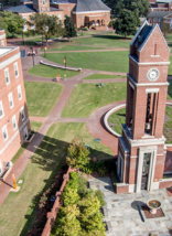 Campbell Arial view