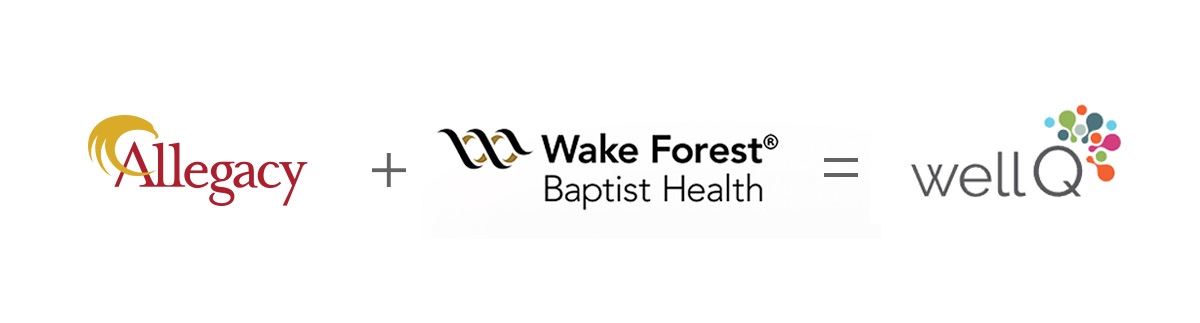 Allegacy Wake Forest Baptist Health WellQ