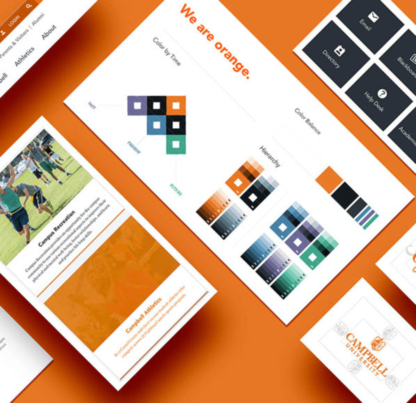 University Web Design Case Study