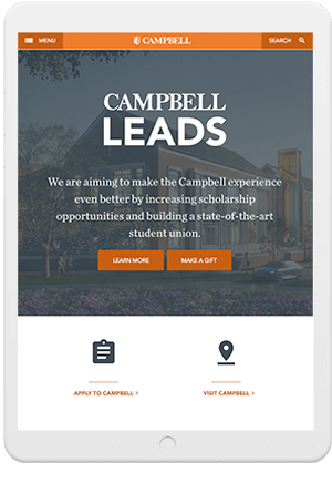 Campbell Tablet