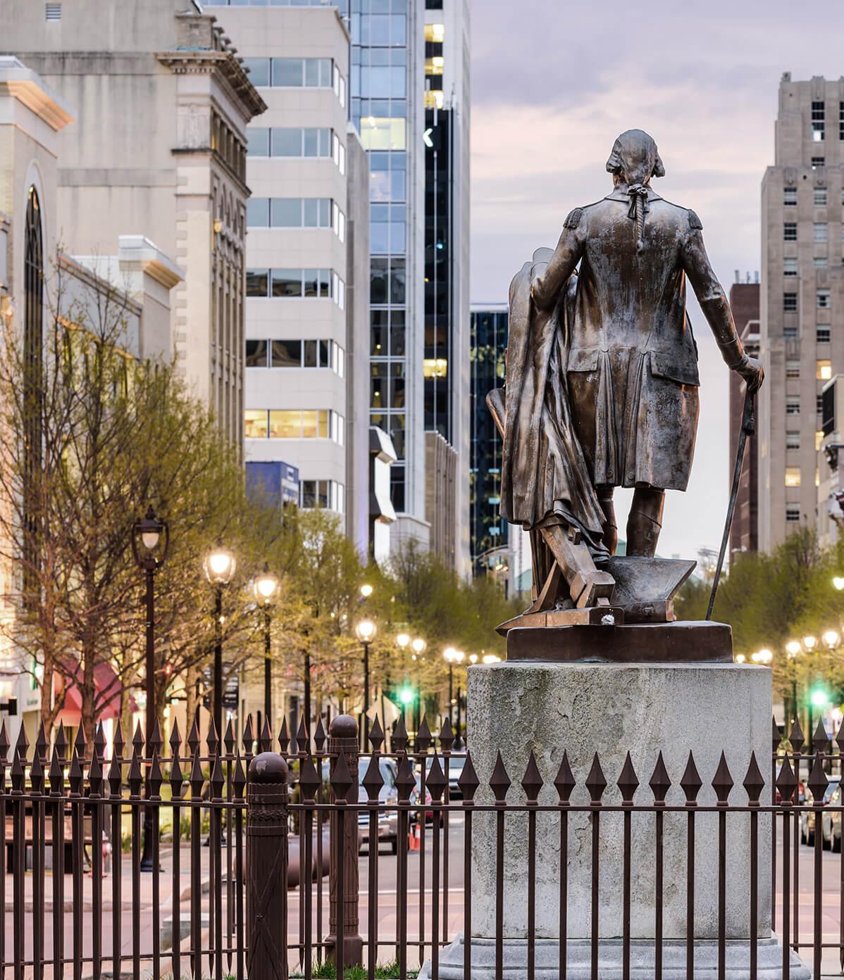 Government Statue