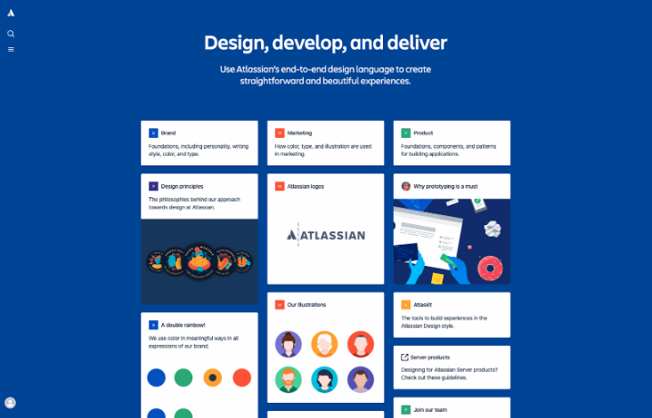 Atlassian Design System