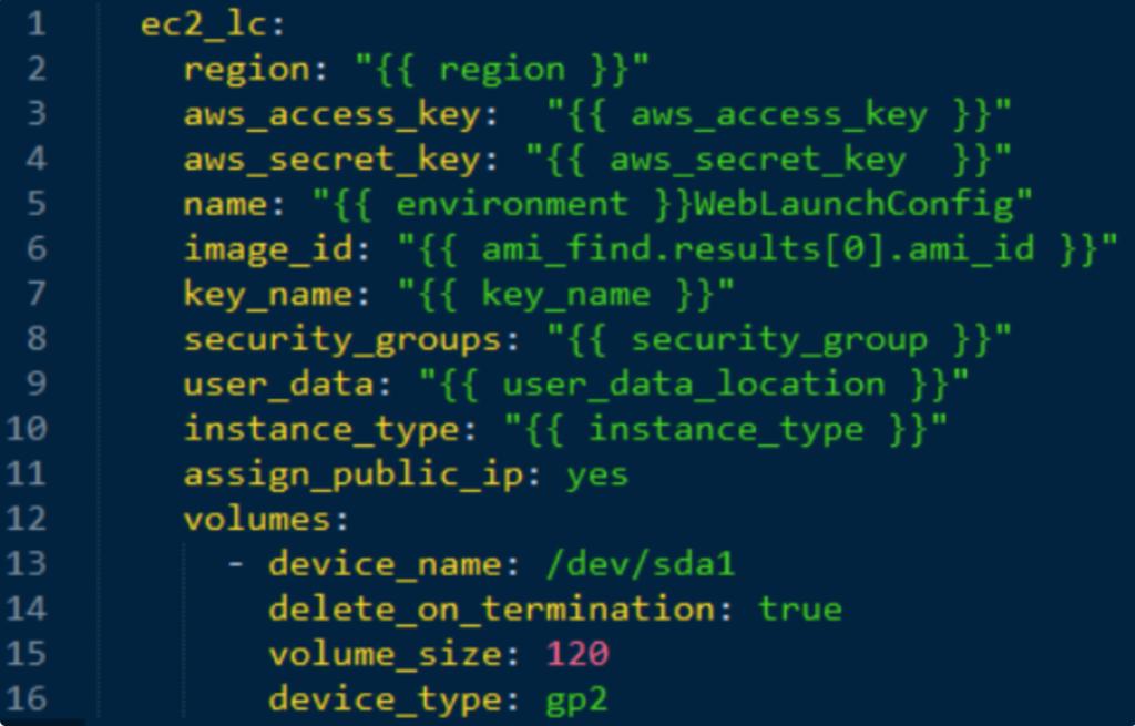 Amazon EC2 script